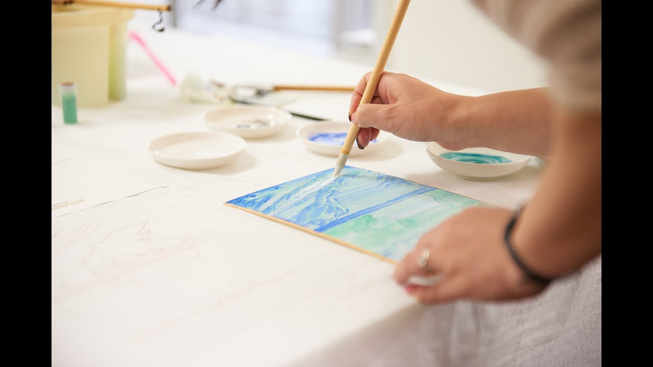 Drawing Traditional Japanese Art