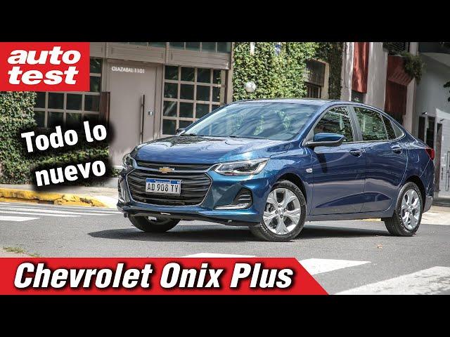 Nos subimos al nuevo Onix Plus con el motor 1.0 turbo de 116 CV y versión full