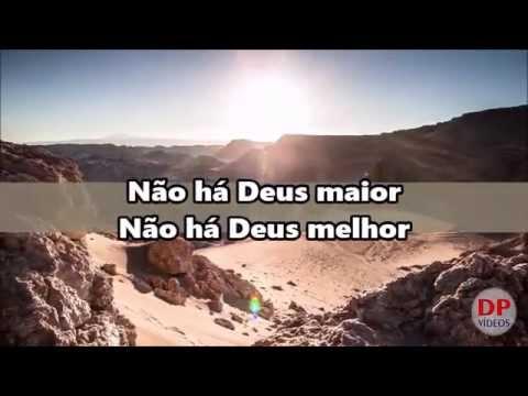 Não há Deus maior - Milton Cardoso