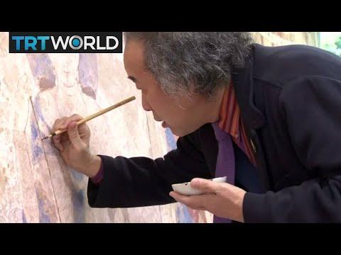 Japan clones ancient art for future generations