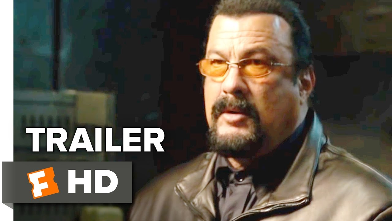 Download Contract to Kill Official Trailer 1 (2016) - Steven Seagal Movie