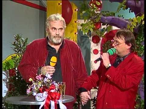 Gunther Emmerlich und Bauchredner Toni Brandner