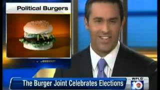 BGR The Burger Joint Presidential Burgers WPLG-TV Miami