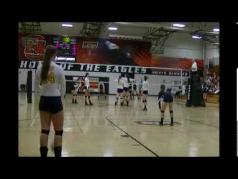 Olmsted Falls Vs. North Olmsted Sets 1 and 2
