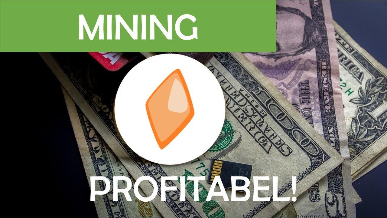 Mining Bitcoin Bargeld mit GPU