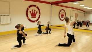 Детская современная хореография (5-6 лет) (препод. Анна Протопопова)