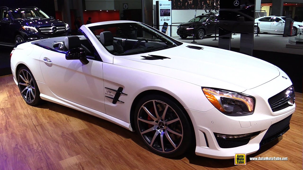 2015 mercedes benz sl63 amg roadster exterior and for 2015 mercedes benz sls amg