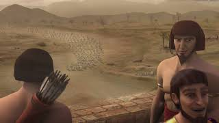 Joshua & The Wall of Jericho - Biblical Stories