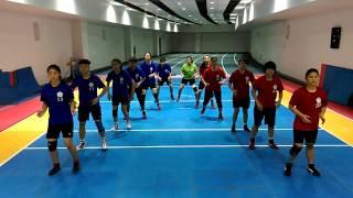 2014仁川亞運中華隊卡巴迪隊呼