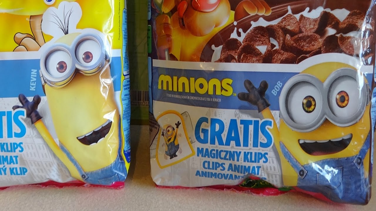 how to open minion toy