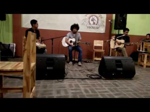 Naif - Bunga hati (cover by ziajori band)