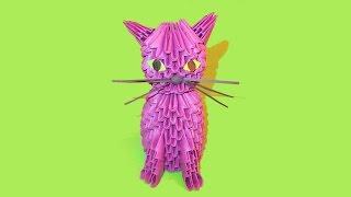 Модульное оригами кот (кошка, котенок) схема сборки(Модульное оригами кот (кошка, котенок) схема сборки http://bringingsuccess.ru/origami.php В данном видео мы узнаем, как делае..., 2014-08-31T10:15:00.000Z)