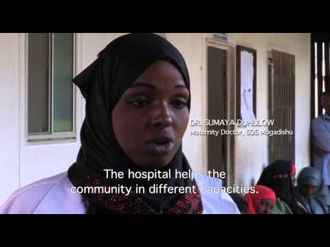 SOS Children's Villages Somalia | Health and Nutrition Programme