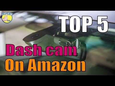 Top 5 Best Dash Cam Under $50 On Amazon [2019]