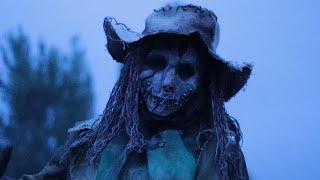 Halloween Пугало scarecrow ужастик короткометражка жесть труп