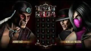 Mortal Kombat 9  fatalities + jogabilidade