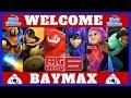 WELCOME BAYMAX & ZURG! Big Hero 6 Event | Disney Magic Kingdoms Gameplay Walkthrough