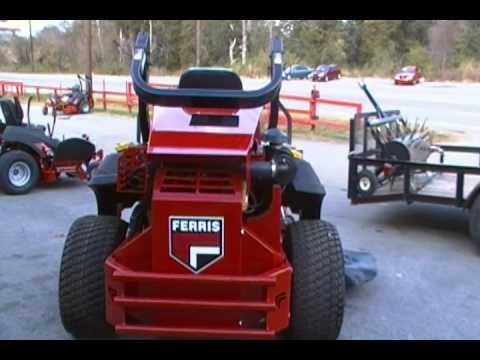Ferris Is 5100 72 Zero Turn Lawn Mower 33 Hp Cat Diesel