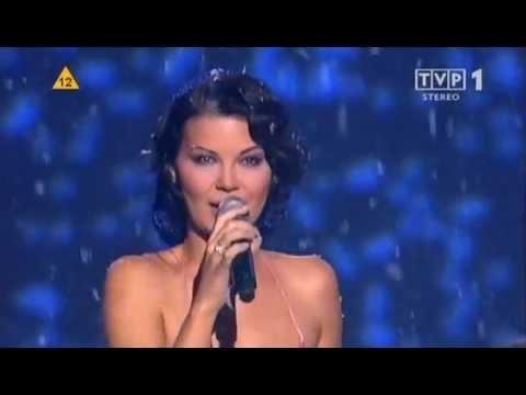 Edyta Górniak - Pada Śnieg [wersja na żywo] [TVRip]