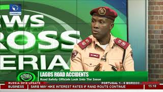 Road Safety Officials Look Into Lagos Road Accidents