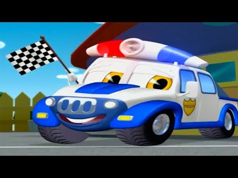 Finley The Fire Engine  Scooty the Hero   Full Episode  Cartoons For Kids
