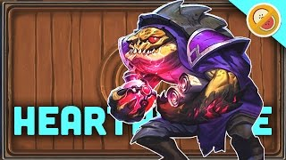 THE QUEST TROLL! | Hearthstone Journey to Un'Goro Gameplay