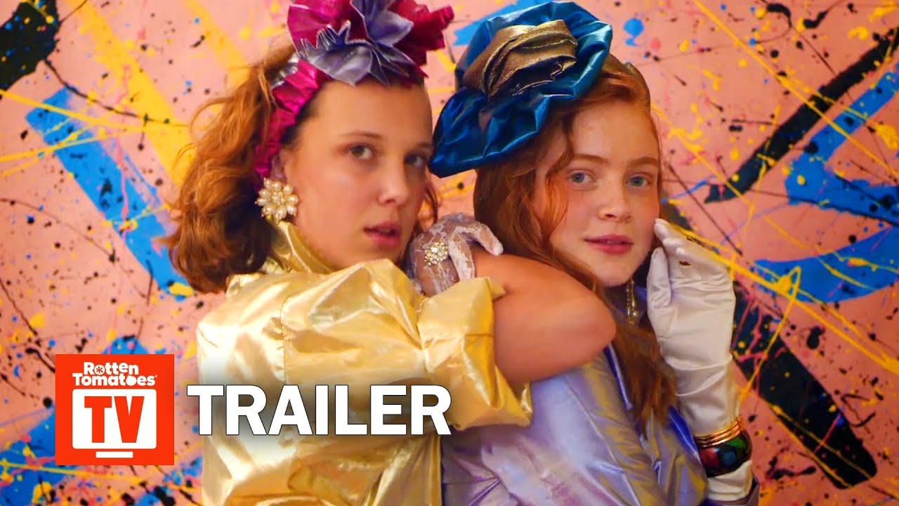 Download Stranger Things Season 3 Trailer   Rotten Tomatoes TV