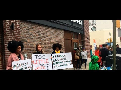 911 Call in Philadelphia Starbucks case released causing more questions - Michael Imhotep 4-18-18