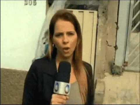 News Reporter Head Splash!