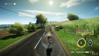 Tour de France 2021 Gameplay (PC UHD) [4K60FPS]