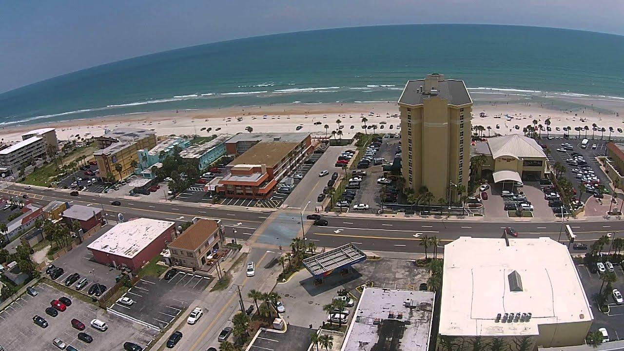 Daytona Beach A1a Drone Dji Phantom