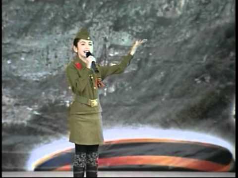 Лема Нальгиева - Катюша. 9 мая 2010 г.