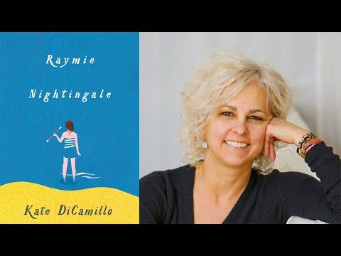 "Kate DiCamillo on ""Raymie Nightingale""  BookCon 2016"