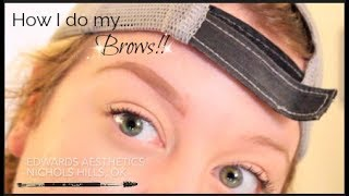 Baixar Edwards Aesthetics | How i Do My.... Brows