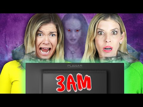 3AM Haunted Mansion Challenge in Minecraft to Graduate - Zamfam Gaming