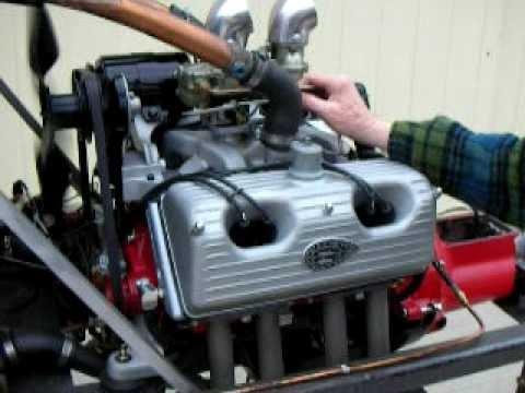 Ford Flathead V8 60 Hemi - YouTube