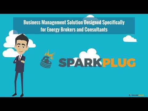 Sparkplug - energy brokers solution by Powermatrix LLC
