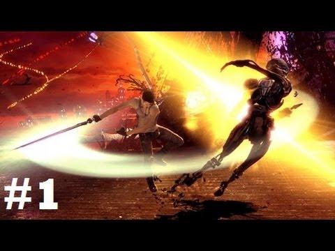Dmc Devil May Cry Mission 1 : ปีศาจร่ำไห้อีกครั้ง