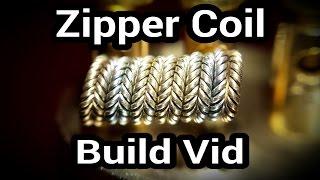 Zipper Coil Build Vid