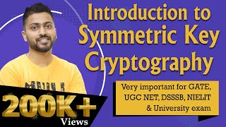 Symmetric Key in Cryptography