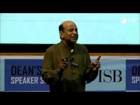 ISB Dean's Speaker Series