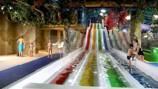 Детские горки в аквапарке в ДримТауне(http://travel-family.org/poleznie-soveti/548-bilety-po-akcii-v-akvapark-drim-taun-v-kieve-kakie-skidki-kogda-dejstvuyut-kak-zakazat.html - билеты в #аквапарк со ..., 2012-11-02T09:47:00.000Z)