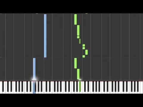 Lana Del Rey - National Anthem Sheet Music + Piano Tutorial