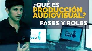 ¿Qué es Producción Audiovisual? Comencemos a realizar como productora.