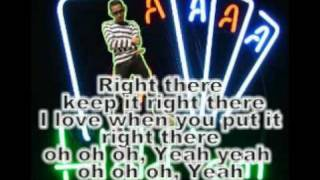 Nicole Scherzinger - Right There (Karaoke) By Gisman Jagaf.mpg