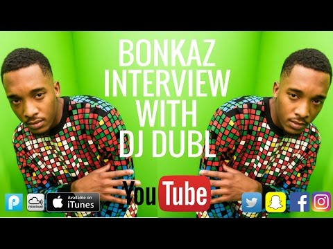 Bonkaz Interview - Quality Control 2.0, having Drake as a fan, subliminal shots.