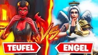 *NEU* ENGEL SKIN vs. TEUFEL SKIN in Fortnite Battle Royale