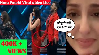 India's best dancer Nora Fatehi viral video | nora fatehi dance video | noora fatehi viral video