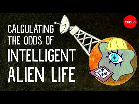 Calculating The Odds of Intelligent Alien Life  Jill Tarter