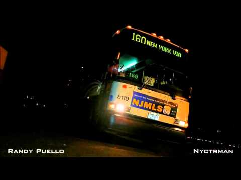 New Jersey Transit Motor Coach Industries D4000 8110 on Route 160T Express [Audio Recording]